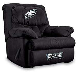NFL Philadelphia Eagles Home Team Microfiber Recliner by Imperial