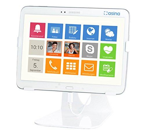 asina – Tablet für Senioren – Seniorentablet - 5