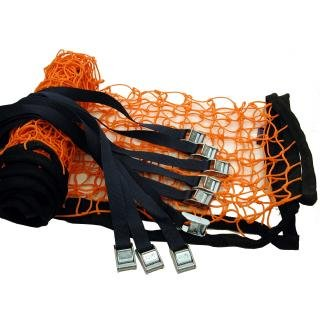 Nrs Cargo Net With Straps Orange Large front-703800