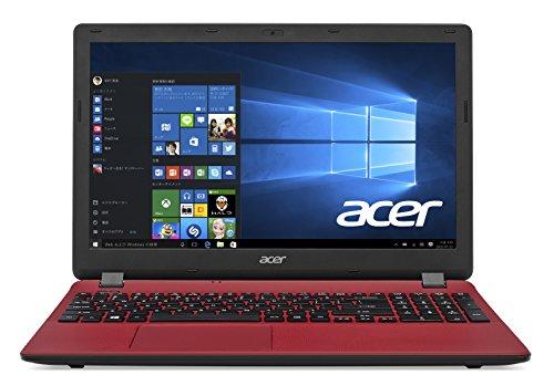 Acer ノートパソコン Aspire ES1-531-A14D/R Windows10/15.6インチ/DVDスーパーマルチ