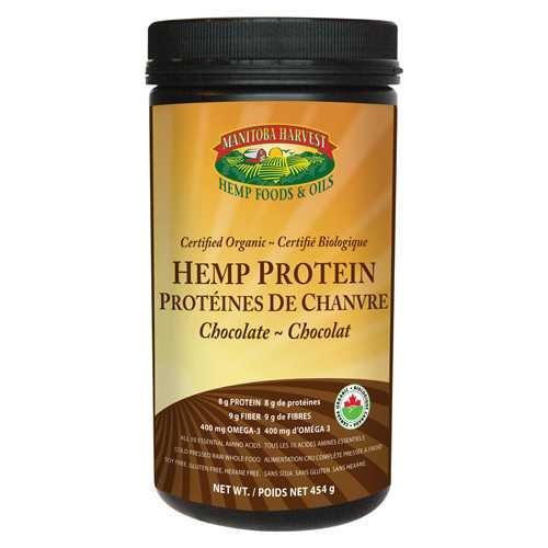 Manitoba Harvest Hemp Protein Powder Supplements