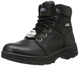 Skechers for Work Men\'s Workshire Condor Work Boot,Black,10 M US