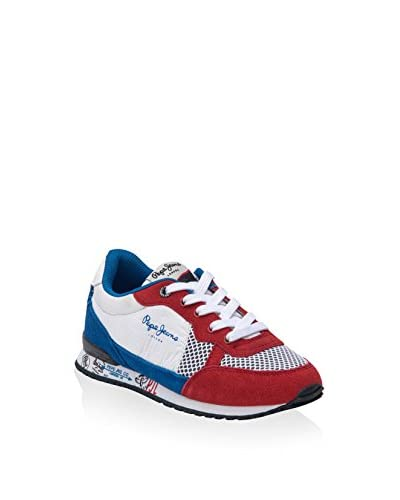 Pepe Jeans Sneaker Sydney Mesh [Rosso]