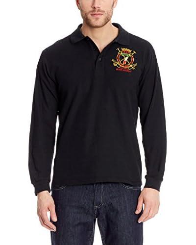 Polo Club Poloshirt Regular Fit Ml Escudo &