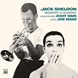Jack Sheldon Quartet & Quintet (+Get Out of Town)