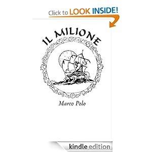 Il milione Italian Edition Marco Polo
