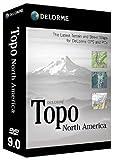 DeLorme Topo North America 9.0 Software