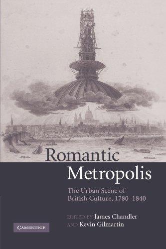Romantic Metropolis Paperback