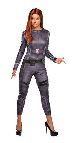 Women's Marvel Universe Captain America Winter Soldier Black Widow