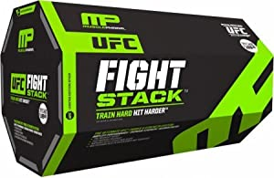 MusclePharm UFC Fight Stack 20 Servings - Amino1