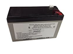 ADT Security Alarm 899953 (Option) 12V, 9Ah Lead Acid Battery