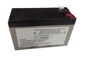 Yuasa NP9-12 12V, 9Ah Lead Acid Battery