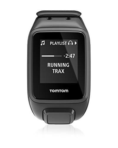 TomTom Reloj Gps Spark Music Black (S) + Bluetooth® Headphones Negro