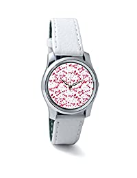 Posterguy Party Flyer Pattern Wrist Watches