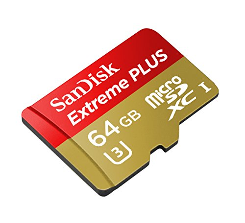SanDisk闪迪 Extreme Plus 至尊极速64GB UHS-1 SDHC存储卡图片