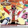 Power Rangers Samurai Puzzle 100-piece