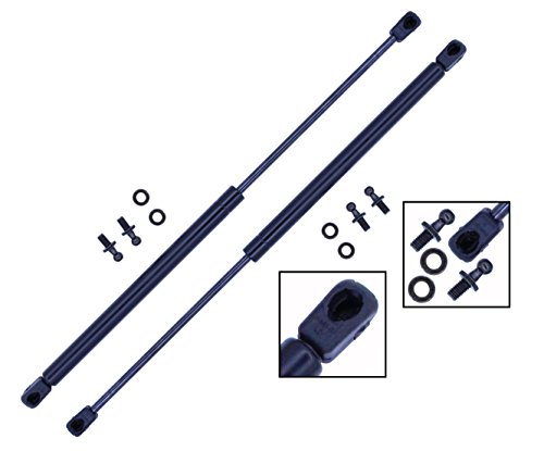 2 Pieces (SET) Tuff Support Back Glass Lift Supports 1997 To 2001 Honda Cr-V (Honda Crv Window Glass compare prices)