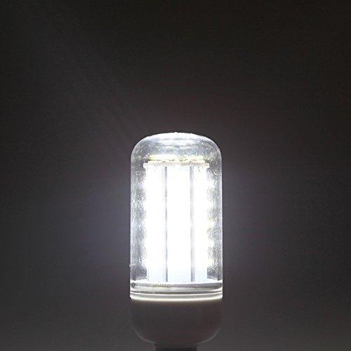 Kkmoon E14 7W 3014 Smd 120 Led Corn Light Bulb Lamp Energy Saving Led Light 360 Degree Lighting Angle White 85-265V