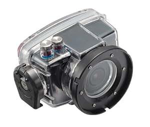 "Easypix GoXtreme Deep Sea Appareil photo étanche Full HD 5 Mpix Ecran 2"" (5,08 cm) 80 m Noir"