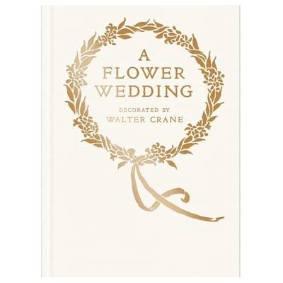A Flower Wedding (Hardback)