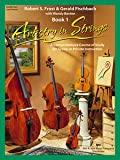 Artistry in Strings, Book 1-String Bass-Low Register Book-2 CD Set