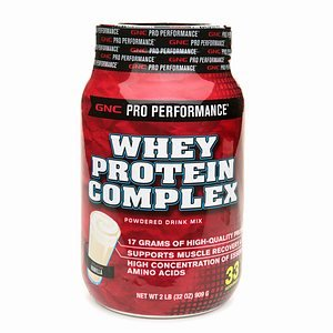 Gnc Whey Protein Nutrition
