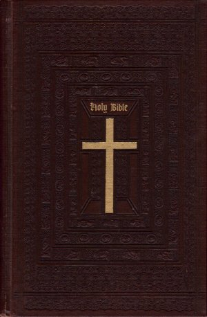CATHOLIC FAMILY EDITION OF THE HOLY BIBLE., Bible in English.