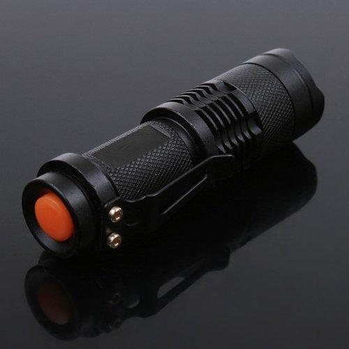 Lanlan 7W 300Lm Mini Led One Mode Flashlight