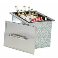 Bull Outdoor Products Stainless Steel Drop in Ice Chest from Bull Outdoor Products