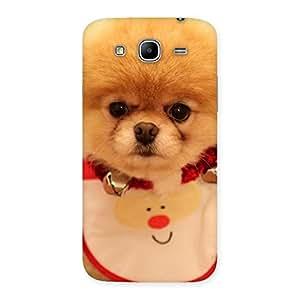 Ajay Enterprises Elite Cutesty Pup Back Case Cover for Galaxy Mega 5.8