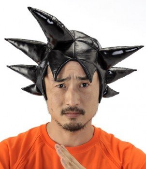 Terrific Shirtless Goku To Be Quickly Done Cosplay Com Hairstyle Inspiration Daily Dogsangcom