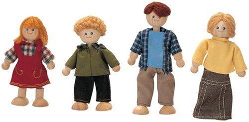 Imagen de Toy Doll House Doll Plan de Familia