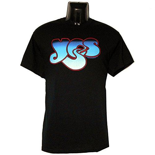 【ノーブランド品】 イエス YES Classic Logo バンドTシャツ (M)