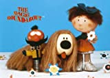 Magic Roundabout (Florence / Dougal / Zebedee) Fridge magnet (sd ls)