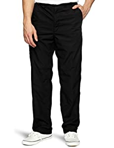 Craghoppers Kiwi Mens Winter Lined Trousers -Black, Short-40 Inch
