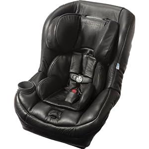Maxi Cosi Pria 70 Convertible Car Seat, Black Leather