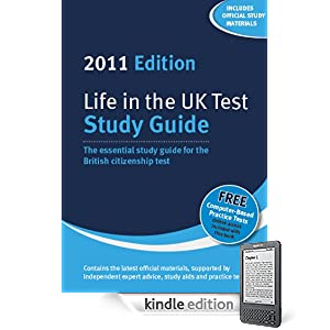 Image: Cover of Life in the UK Test: Study Guide 2011