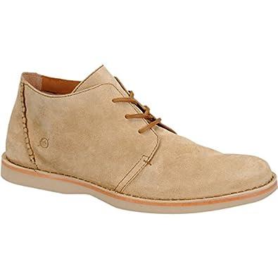 BORN Men's Colten Chukka Boot (Camel/Natural 8.0 M)