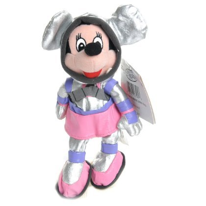 Disney Spaceman Minnie Bean Bag [Toy] - 1