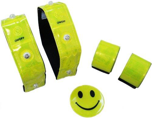 Ultrasport LED Sicherheits Set