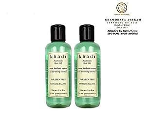Khadi Neem, Basil & Tea Tree Hair Oil Hair Oil