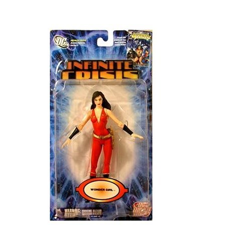 DC Direct Infinite Crisis Series 2 Action Figure Wonder Girl
