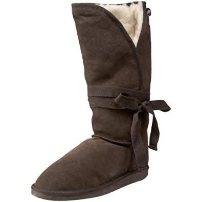 EMU Australia Women's Hip Boot,Chocolate,7 M US
