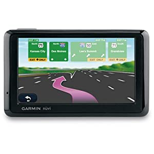 Garmin nüvi 1390LMT 4.3-Inch Portable Bluetooth GPS Navigator with Lifetime Map & Traffic Updates