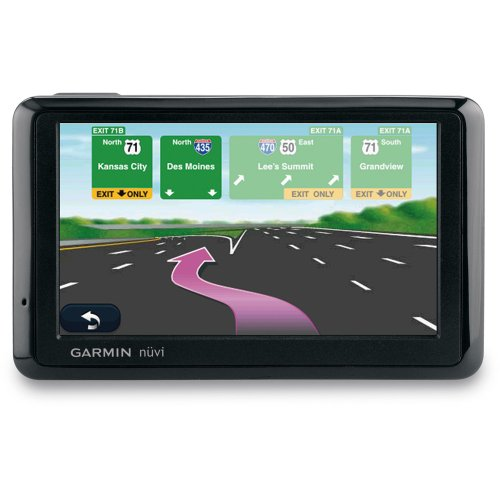 Garmin nvi 1390LMT 4.3-Inch Portable GPS Navigator with Lifetime Map &#038; Traffic Updates