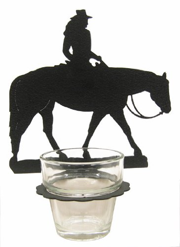 Female Western PLEASURE CANDLE SCONCE