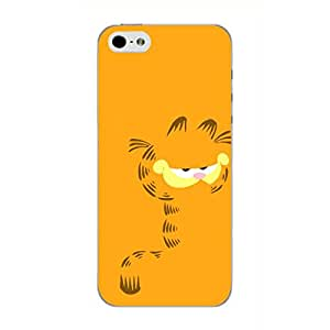 Designer Phone Case Cover for iPhone5 Garfield