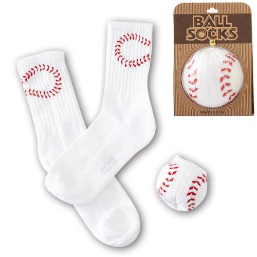 靴下 メンズ ソックス メンズ Ball Socks ボールソックス BASEBALL BS001