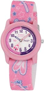 Timex Youth Girls Time Teacher Ballerina Pink Watch - T7B1514E