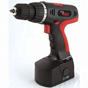 "Western Hawk 18 V 3/8"" Cordless Drill (includes Battery / Charger)"